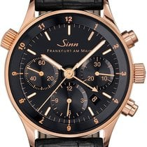 Sinn Rose gold Chronograph Automatic 38,5mm 2019 6000