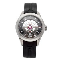 Perrelet 43.5mm Automatic pre-owned Silver