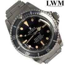 Rolex 5512 Staal 1967 Submariner (No Date) 40mm tweedehands
