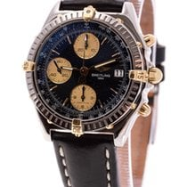 Breitling Chronomat Chronograph Automatic Steel and Gold