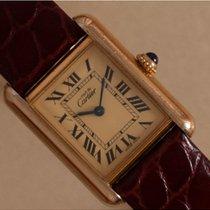 Cartier Tank Vermeil 2415
