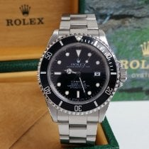 Rolex Sea-Dweller 4000 Steel 40mm Black No numerals United States of America, California, Los Angeles