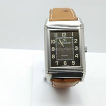 Jaeger-LeCoultre 271.8.61 Stal 1998 Reverso Grande Taille 26mm używany