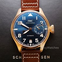 IWC Big Pilot Rose gold 46mm Blue United States of America, Florida, Aventura