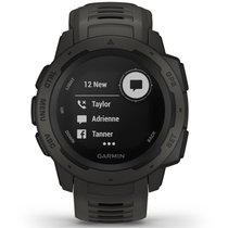 Garmin Chronograph 43mm Quartz 2018 new Black