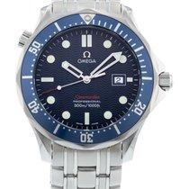 Omega 2221.80.00 Aço 2000 Seamaster Diver 300 M 41mm usado