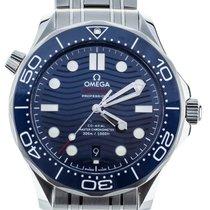 Omega 21030422003001 Steel Seamaster Diver 300 M 35mm