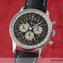 Sinn Chronograph 41mm Manual winding 1985 pre-owned Black