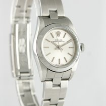 Rolex Oyster Perpetual (Submodel) usados 25mm Acero y oro