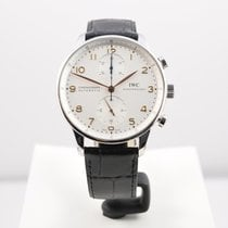 IWC Steel 41mm Automatic IW371401 pre-owned United Kingdom, St Albans