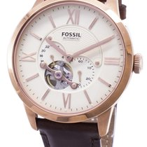 Fossil Gold/Steel 44mm Automatic ME3105 new Singapore, Singapore