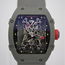 Richard Mille RM 027 RM 027-01 Very good Carbon Automatic