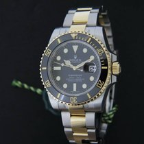 Rolex Submariner Date Gold/Steel NEW 116613LN