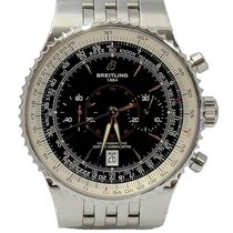 Breitling Montbrillant Légende Steel 46mm Black United States of America, North Carolina, Charlotte
