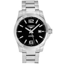 Longines Steel 41mm Automatic L36774566 pre-owned Canada, Vancouver