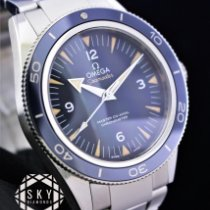 Omega Seamaster 300 Titanium 41mm Blue Arabic numerals United States of America, New York, NEW YORK