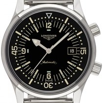 Longines Legend Diver L3.674.4.50.6 2020 new