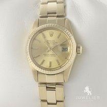 Rolex Gelbgold Automatik 26mmmm gebraucht Lady-Datejust