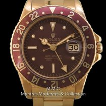 Rolex GMT-Master Or jaune 40mm France, Paris