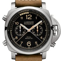 Panerai Luminor 1950 Regatta 3 Days Chrono Flyback PAM 00652 2019 new