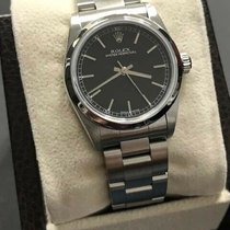 Rolex Steel Automatic 31mm pre-owned Oyster Perpetual 31