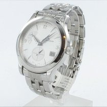 Jaeger-LeCoultre Master Hometime Steel 40mm Arabic numerals