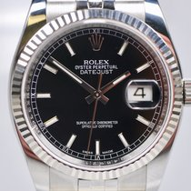 Rolex Datejust 116234 2018 pre-owned