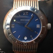 Boucheron 37mm Quartz Reflet pre-owned