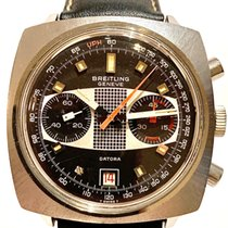 Breitling Top Time Acero 38mmmm Negro Sin cifras