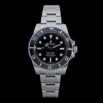 Rolex Submariner (No Date) Steel 40mm Black No numerals South Africa, Centurion