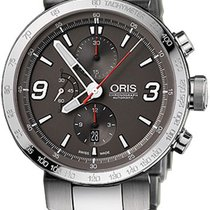 Oris TT1 Steel Grey United States of America, New York, Brooklyn