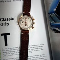 Tourneau Geelgoud 37mm Handopwind 386 tweedehands