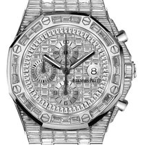 Audemars Piguet AP Royal Oak Offshore Diamond Baguette