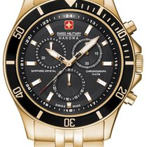 Swiss Military Flagship Chrono 06-5183.7.02.007 Herrenuhr