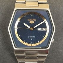 Seiko - Vintage Seiko-5 - NO RESERVED PRICE - 6319-6020 - Men...