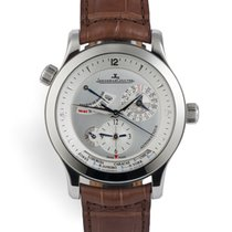 Jaeger-LeCoultre Q1508420 Master Geographic - 39mm Box & Papers