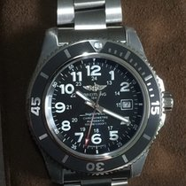 Breitling Steel 44mm Automatic A17392D71B1A1 new