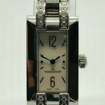 Jaeger-LeCoultre Ideale  lady diamonds mother of pearl