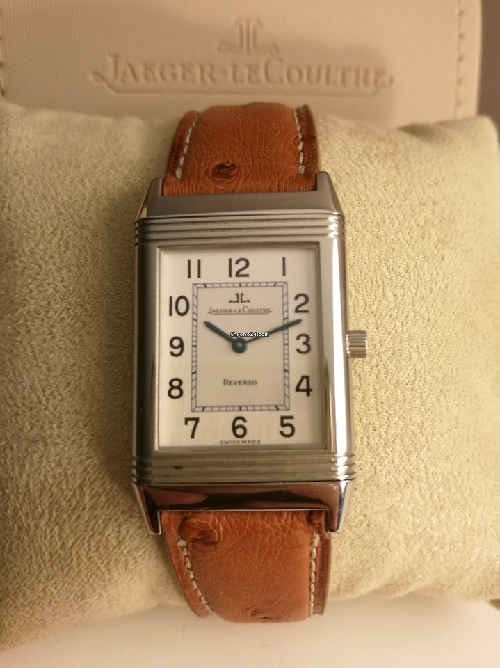 montre reverso homme occasion