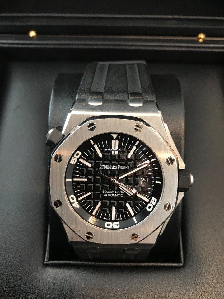 1d3270a060e Comprar relógios Audemars Piguet