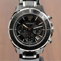 Versace Ceramic 43mm Automatic pre-owned
