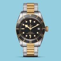 Tudor Black Bay S&G nieuw 2020 Automatisch Horloge met originele doos en originele papieren 79733N-0008