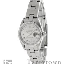 Rolex Oyster Perpetual Lady Date Steel 26mm Silver United States of America, New York, Hartsdale
