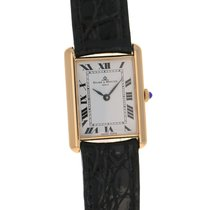 Baume & Mercier Yellow gold 23mm Manual winding 37077 pre-owned United States of America, California, Beverly Hills