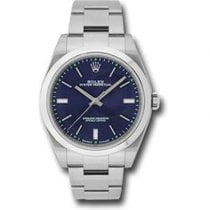 Rolex Oyster Perpetual 39 114300 BLIO new