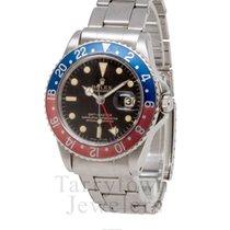 Rolex 1675 Steel GMT-Master 40mm