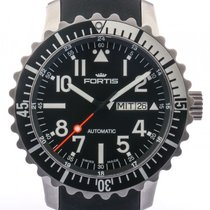 Fortis B-42 Marinemaster 670.17.41 K new