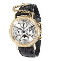 Breguet Chronograph 39mm Manual winding pre-owned Classique Silver