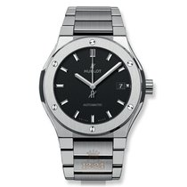 Hublot 45mm Automatic new Classic Fusion 45, 42, 38, 33 mm Black