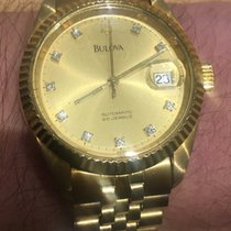 Bulova Or/Acier 36mm Remontage automatique occasion France, Paris